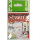 Фиксатор силиконовой приманки HITFISH Missile #1